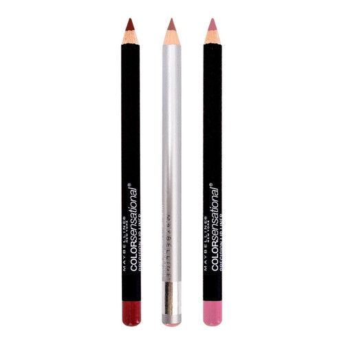 Maybelline New York Colorsensational Lip Liner, 0.04 Oz **CH