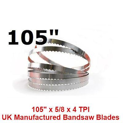 "Butchers Meat Bandsaw Blades (10 Pack) - 105"""