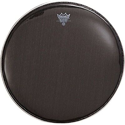 13 Inch Marching Snare Drum - Remo KS0613-00 Black Max Marching Snare Batter Drum Head (13-Inch)