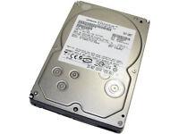 Hitachi 2TB 3.5in SATA Hard drive