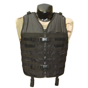 CONDOR-MOLLE-Modular-Tactical-Nylon-Vest-mv-BLACK