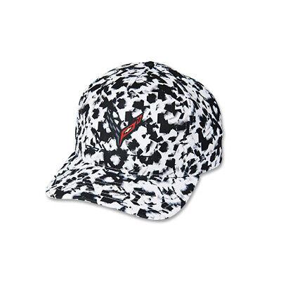 Next Generation Corvette Confetti Camo Limited Edtion Base Ball Cap Hat - Baseball Confetti