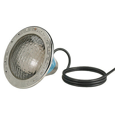 Pentair Amerlite 120V 500W 100' String Pool Light with Stainless Steel Face Ring
