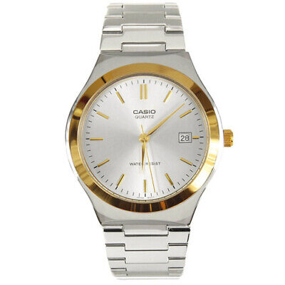 Casio Men's MTP-1170G-7A 'Dress' Stainless Steel Watch