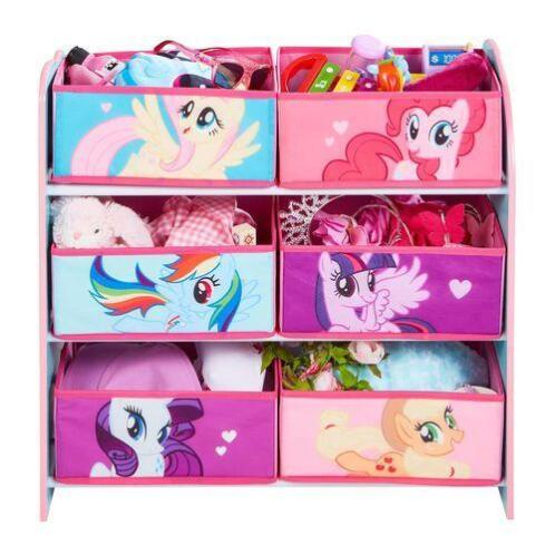 My Little Pony opbergkast (Multicolor)
