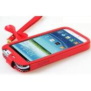 Samsung Galaxy s II Bow Case