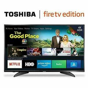 Toshiba 50LF621U19 50-inch 4K Ultra HD Smart LED TV HDR - Fi