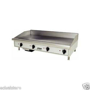 Toastmaster-Countertop-48-Flat-Top-Gas-Griddle-Model-TMGM48