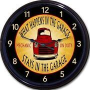 Garage Clock