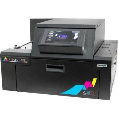 Afinia Label L901 Industrial Color Label Printer With Memjet Print Head