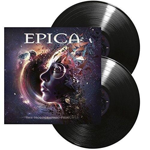 EPICA - THE HOLOGRAPHIC PRINCIPLE  2 VINYL LP NEU