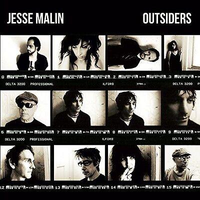 Jesse Malin   Outsiders  New Vinyl Lp