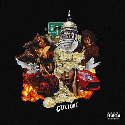 Migos   Culture  New Vinyl Lp  Explicit  Digital Download