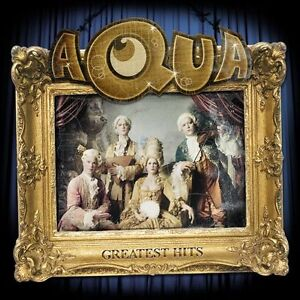 AQUA Greatest Hits CD BRAND NEW Best Of Barbie Girl