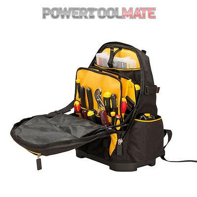 Stanley 195611 Fatmax Tool Technician's Backpack Rucksack 1-95-611