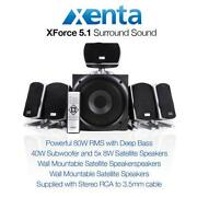 5.1 Speakers