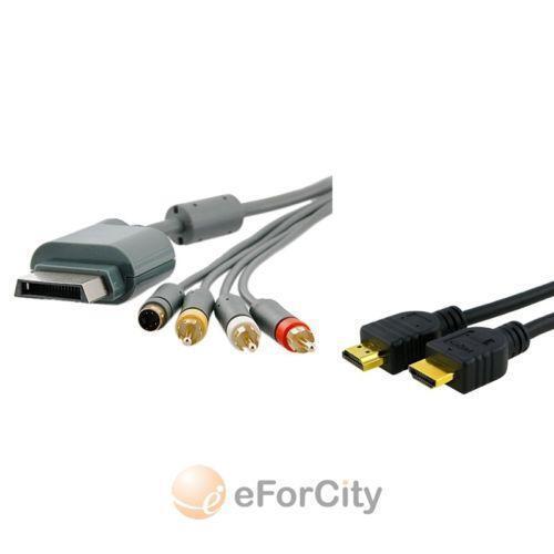 Hdmi Composite Cable Ebay