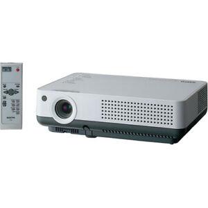 Projecteur Vidéo SANYO PROXTRAX PLC-XW55A