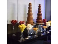 Imperial Chocolate Fountains & Centre Pieces