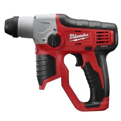 Milwaukee 2412-20 M12 Cordless 12 Sds Plus Rotary Hammer
