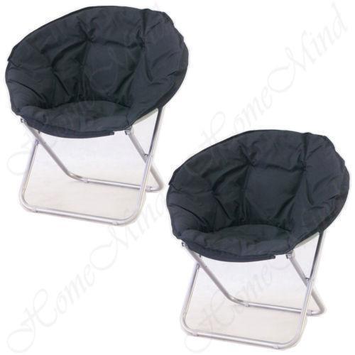 Round Folding Chair Ebay
