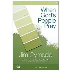 NEW When God's People Pray - Cymbala, Jim                             9780310267