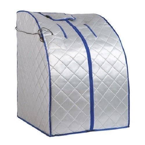 portable infrared sauna ebay. Black Bedroom Furniture Sets. Home Design Ideas