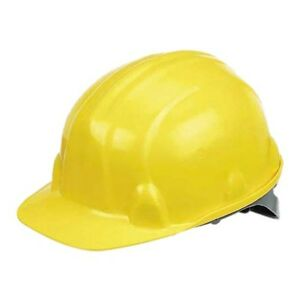Safety Hard Hat Helmet - Hardly Used, Almost New