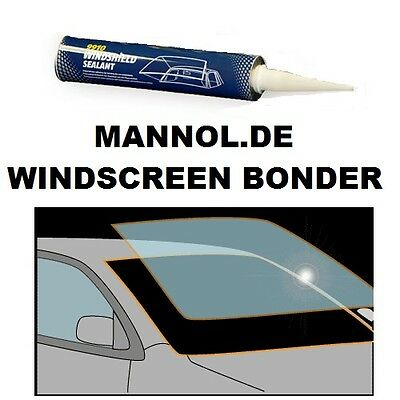 1 x Mannol 9910 Germany WINDSCREEN SEALANT BONDING GLASS BODY KIT ADHESIVE