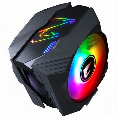 """NEW""GIGABYTE AORUS ATC800 RGB FUSION CPU COOLER for INTEL AMD ""Freeship&track"