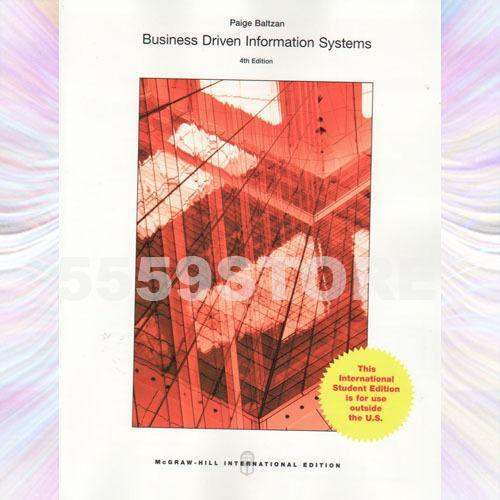 Business driven information systems ebay fandeluxe Choice Image