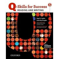 Q:skills for Success 5 - Reading and Writing