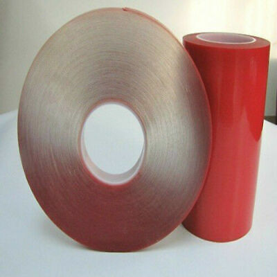 10mm 3m Vhb 4910 Double-sided Clear Acrylic Foam Adhesive Tape 33m Long- 1 Roll