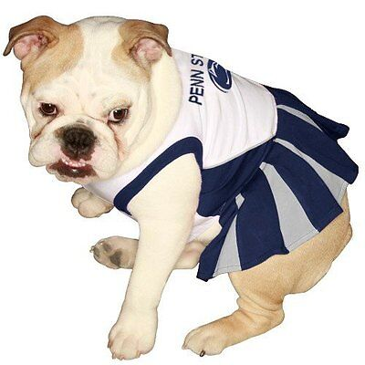 NCAA Penn State Nittany Lions Dog Cheerleader Dress (sizes) - Nittany Lion Costume