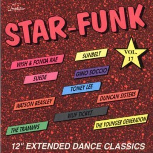 Various Artists - Star Funk 17 / Various [new Cd]