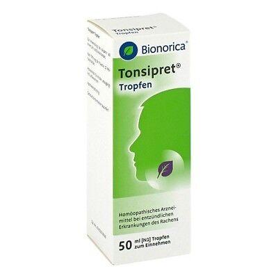 TONSIPRET Tropfen 50ml PZN 03525766