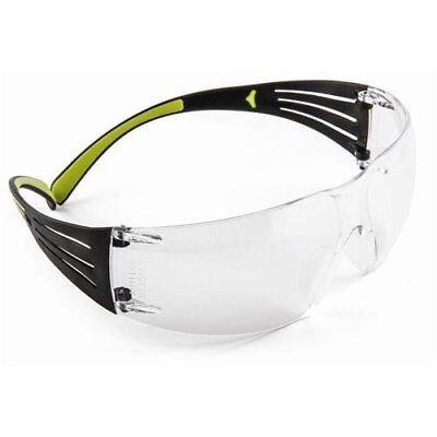 3m Sf401af Securefit 400 Series Protective Eyewear Clear Lens Anti-fog