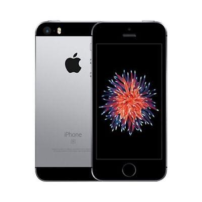 Apple Smartphone iPhone SE 32GB Space Gray (Unlocked) A1723 (CDMA+GSM) iOS WiFi