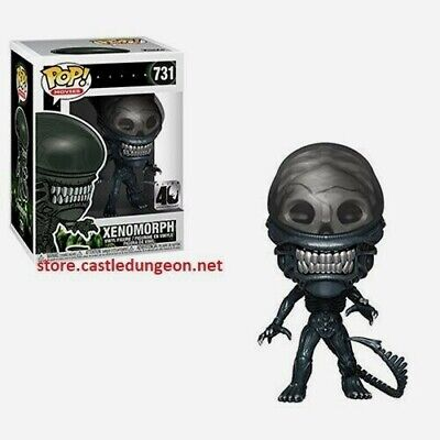 Alien Xenomorph 40th Anniversary POP! #731 Funko Toys - Toy Alien