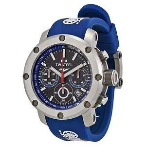 NEW TW Steel Yamaha Racing Men's Quartz Watch - TW924