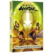 Avatar The Last Airbender Complete Book 2