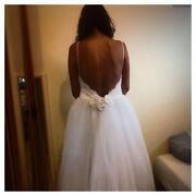 Detachable Wedding Dress
