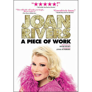 Joan Rivers - A Piece Of Work Regina Regina Area image 1