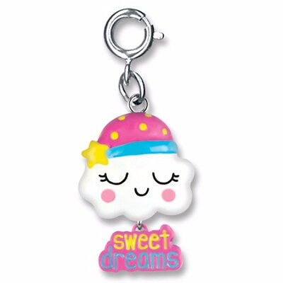 High Intencity Charm It!  SWEET DREAMS For Bracelet / Necklace NEW Dream Charm Necklace