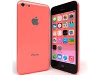 iPhone 5c PINK 8GB Unlocked