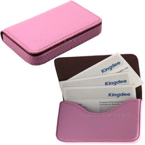 Womens business card holder ebay for Women business card holder