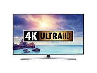 SAMSUNG SMART 4K UHD TV BOXED WITH DELIVERY