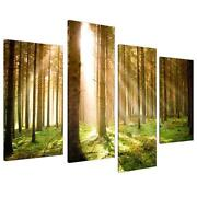 Canvas Wall Art Trees