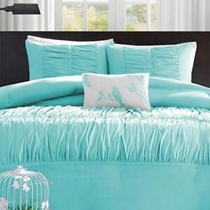 Image Result For White Ruffle Comforter Full