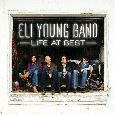 Life at Best by Eli Young Band (CD, Aug-2011, Republic) *NEW* *FREE